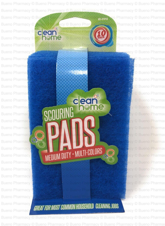 Clean Home Scouring Pad (Medium Duty)