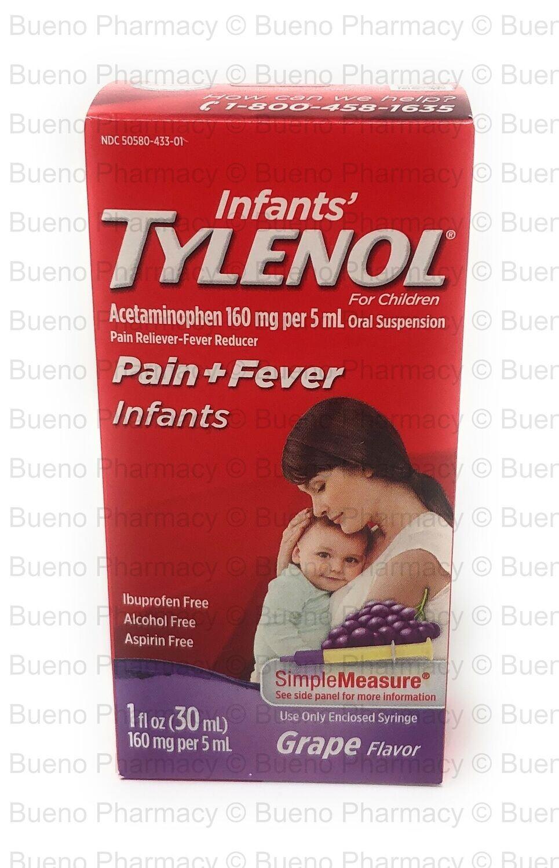 Tylenol Infants