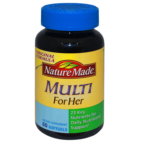 MULTI FOR HER- 60 SOFTGELS