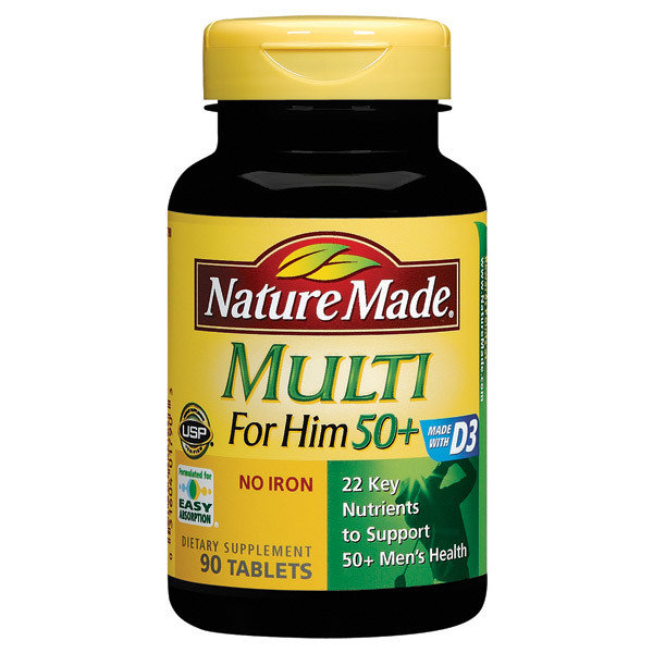 MULTI FOR HIM 50+