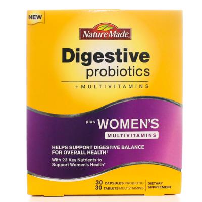 PROBIOTIC DIGESTIVE WOMEN MULTIVITAMINS