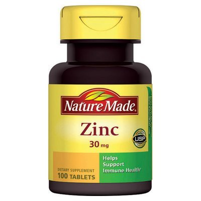 ZINC GLUCONATE 30MG