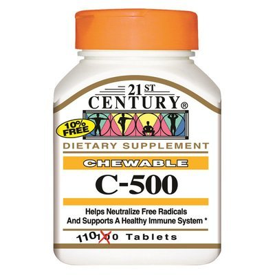 Vitamin C 500 mg 20 Tablets