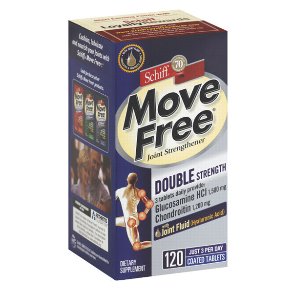 MOVE FREE DOUBLE STRENGTH