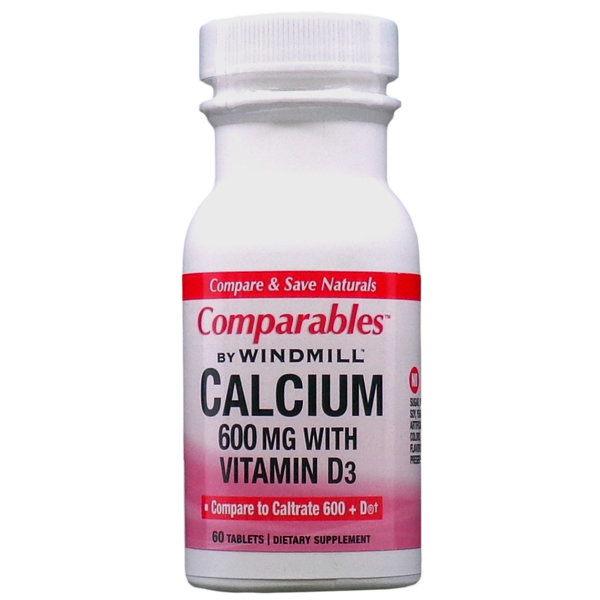 Chewable Calcium 500mg & D-3     60 Wafers