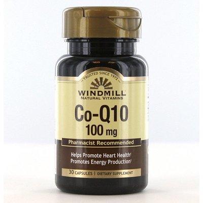 Co-Q10 100mg     45 Capsules