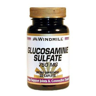 Glucosamine Sulfate 750mg    30 Caplets