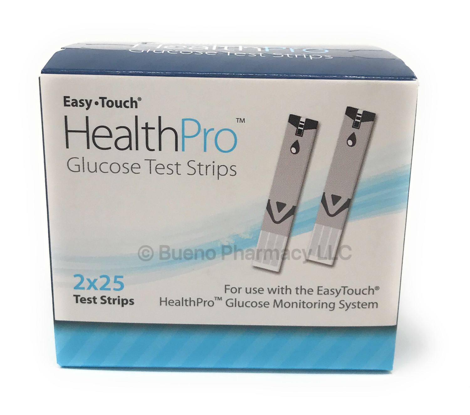Easy Touch HealthPro Glucose Test Strips