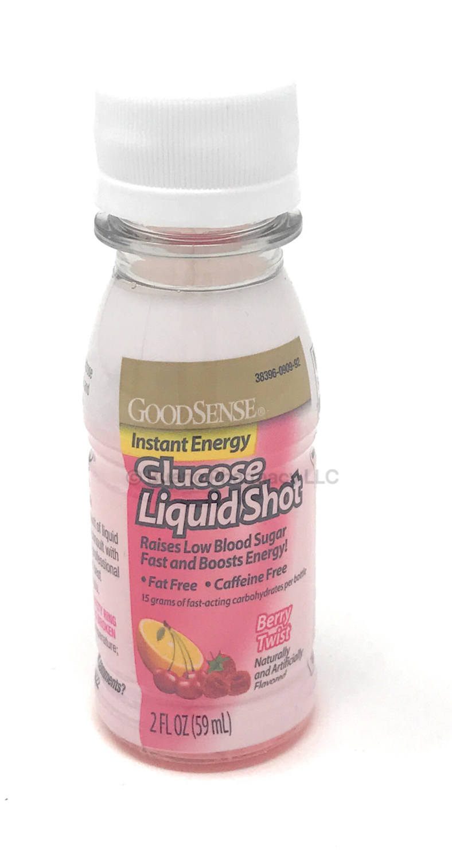 Glucose Liquid Shot