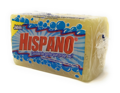 Hispano Soap Barra
