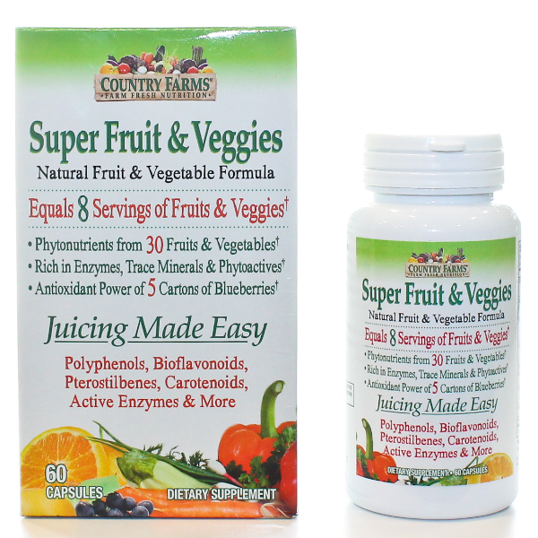 Super Fruit & Veggies