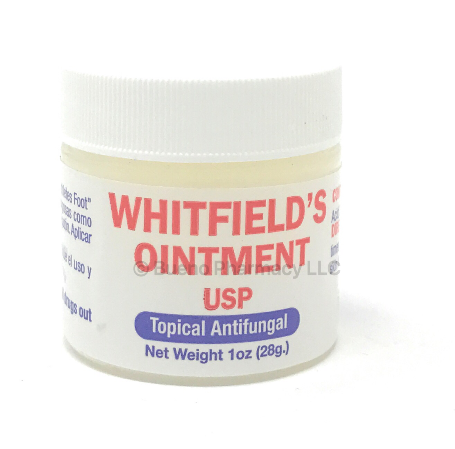 Whitfield's Ointments Usp Topical Antifungal