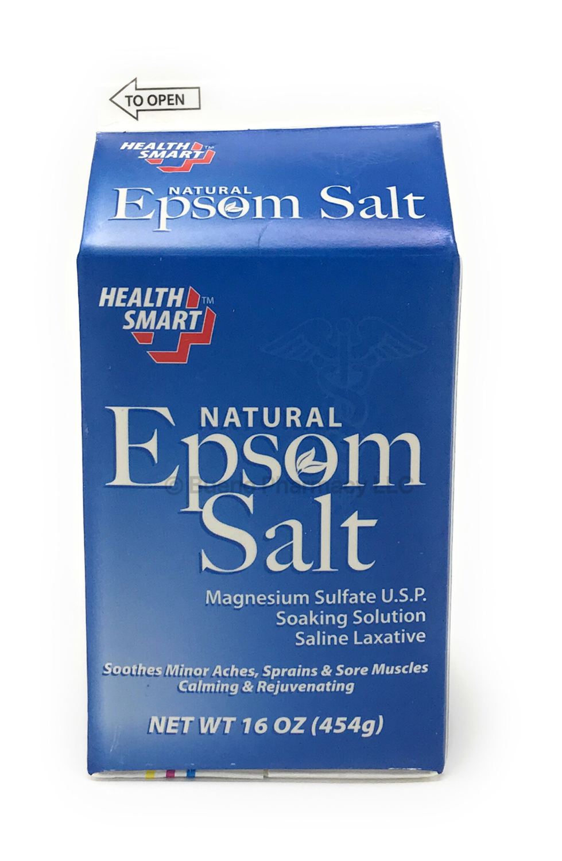 Epsom Salt Original Box H.S. 16OZ