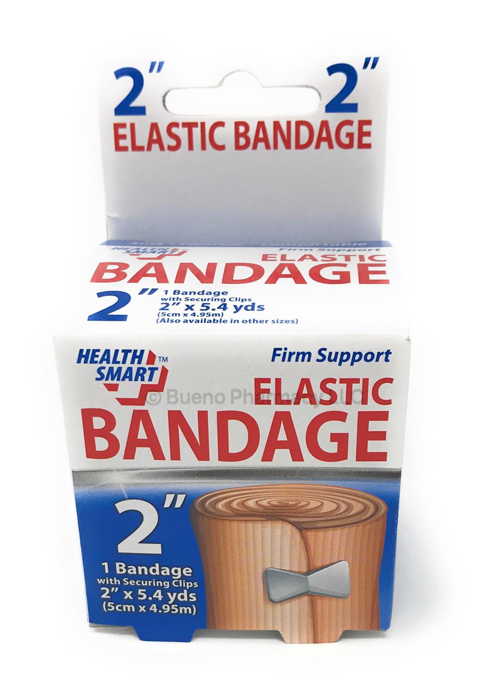 "ELASTIC BANDAGE H.S. 2""X5.4YRD"
