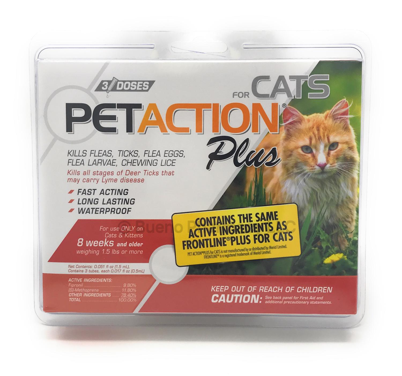 PetAction Plus 2 Cats
