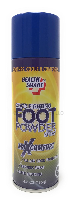 Foot Powder Spray 4.8 OZ