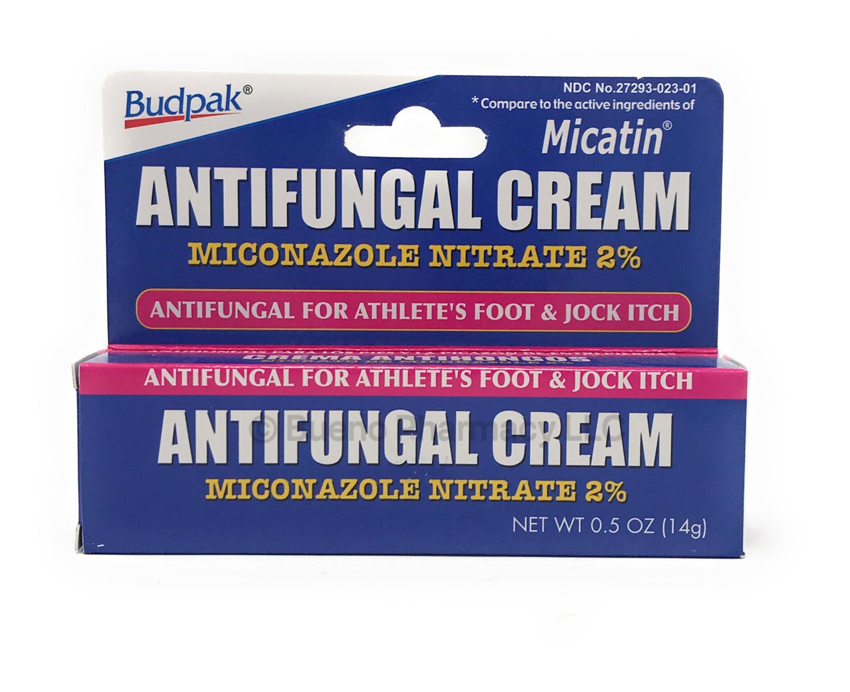 Antifungal cream Budpak