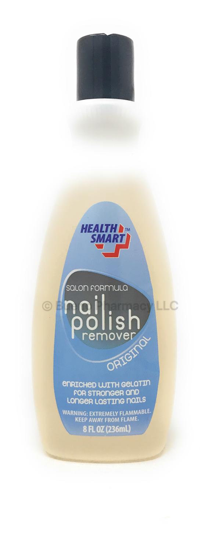 NAIL POLISH REMOVER REG.H.S. 8 OZ