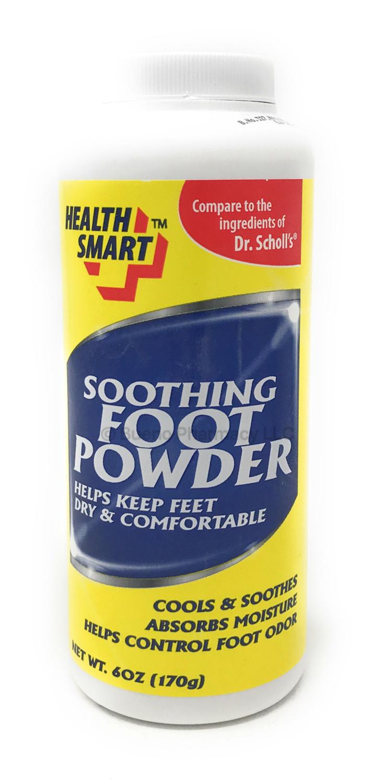 Lucky Pure Cornstarch Foot Powder