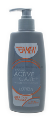 LOTION MEN PUMP COOLING H.S. 10Z