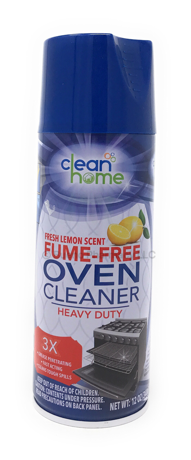 Clean Home Fume- Free Oven Cleaner  12 Oz