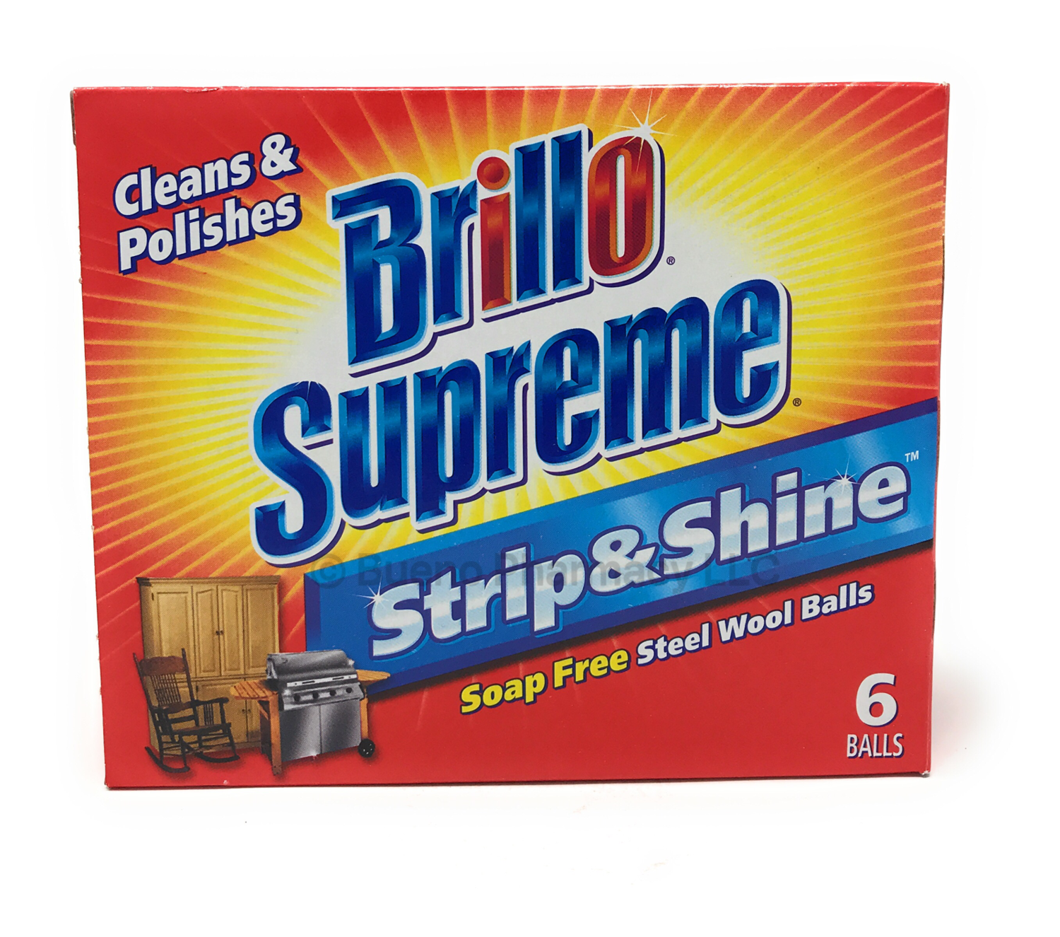 Brillo Supreme