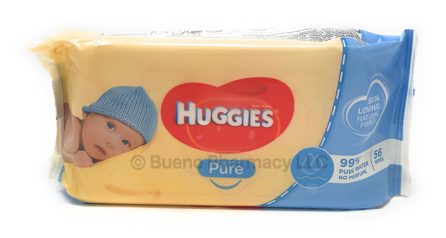 HUGGIES BABY WIPES Disney 56PCS