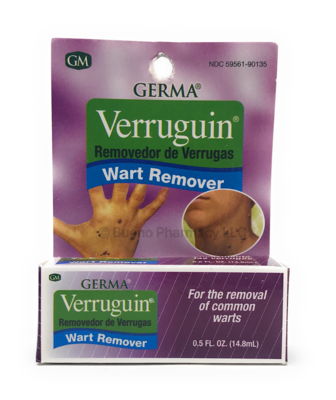 Germa Verrugin 0.5oz