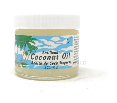Antillean Coconut Oil 2oz