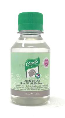 Capilo  Aceite De Oso /Bear Oil 4oz