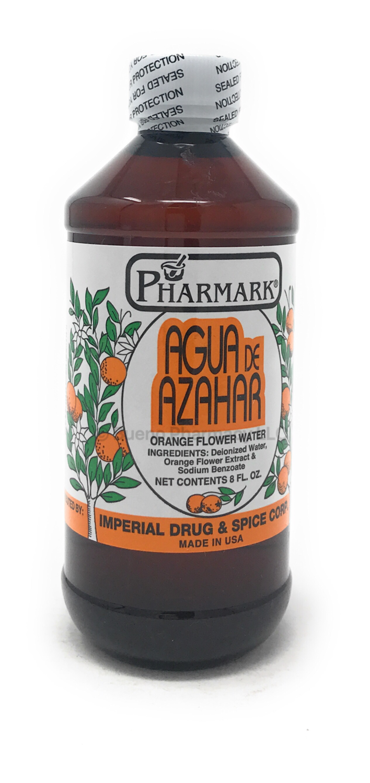 Pharmar Agua de Azahar 8oz