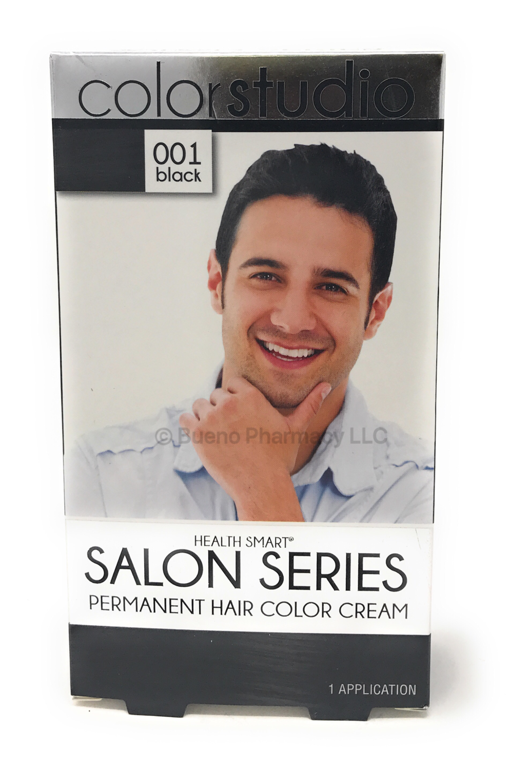 HAIR COLOR H.S. MEN BLACK