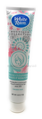 WHITE RAIN FACIAL & MAKE UP REMOVER 4 OZ