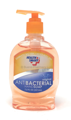 Hand Soap Antibacterial Original 7.5 Oz