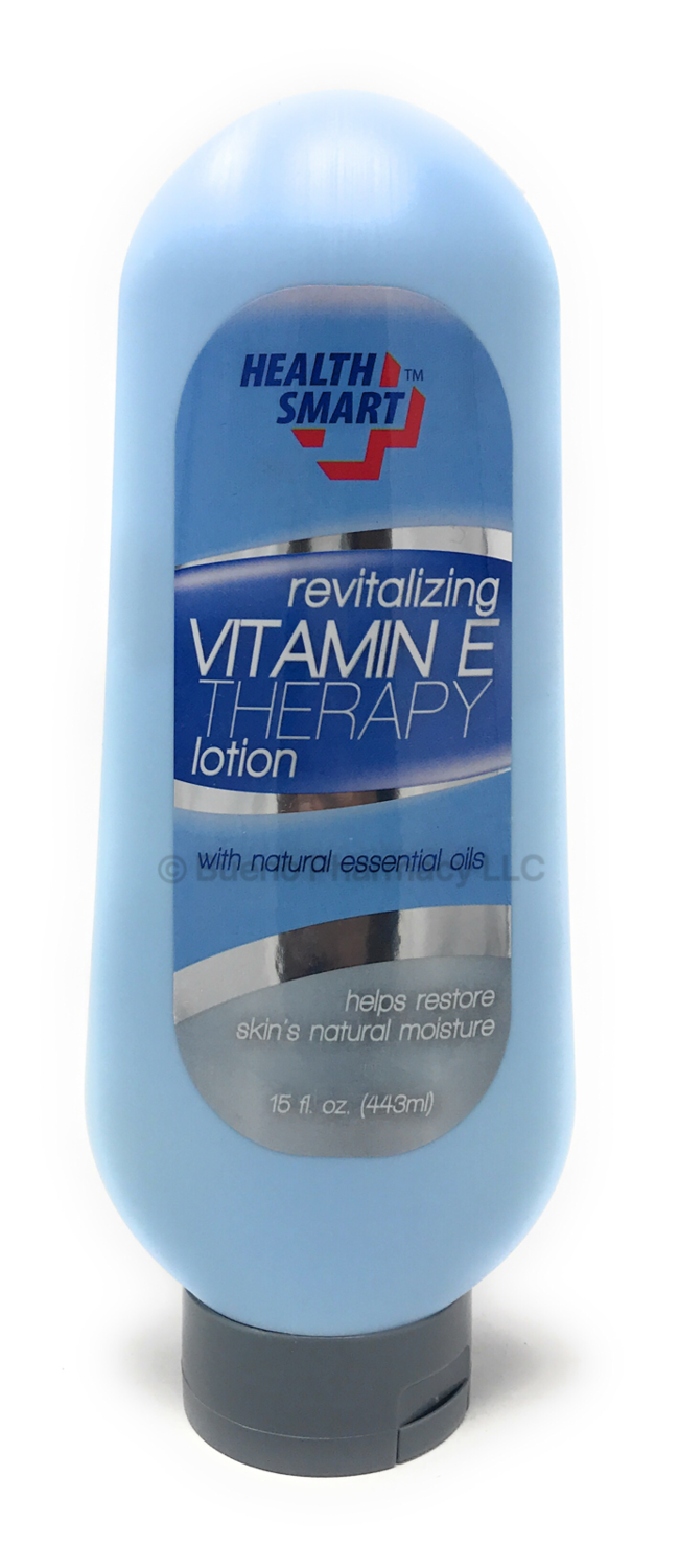 LOTION VITAMIN E H.S. 15 OZ