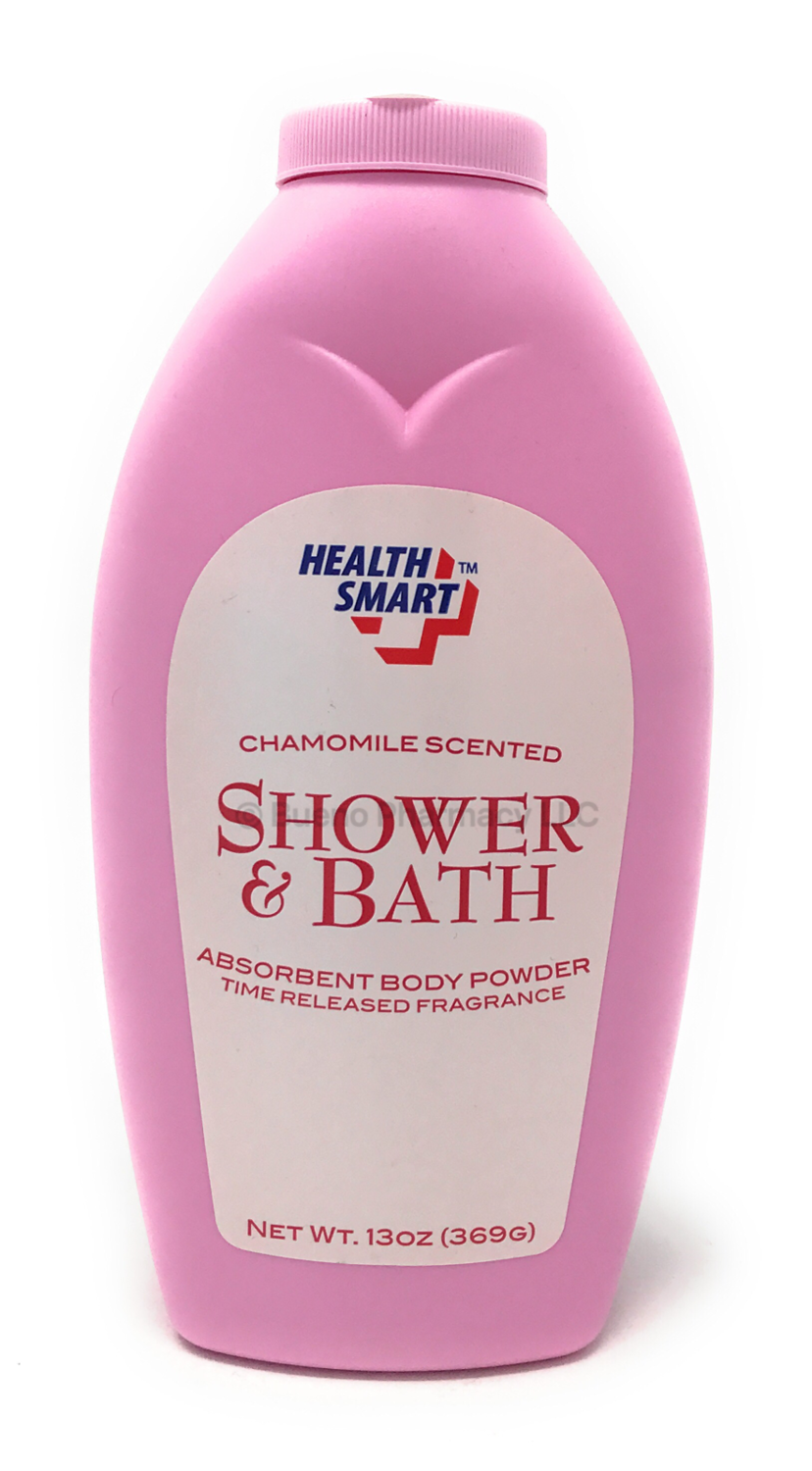 BODY POWDER CHAMOMILE H.S. 13 OZ