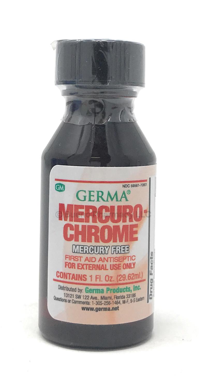 Mercuro-Chrome