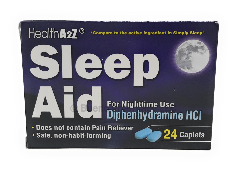 SLEEP AID A&Z 24 TABS
