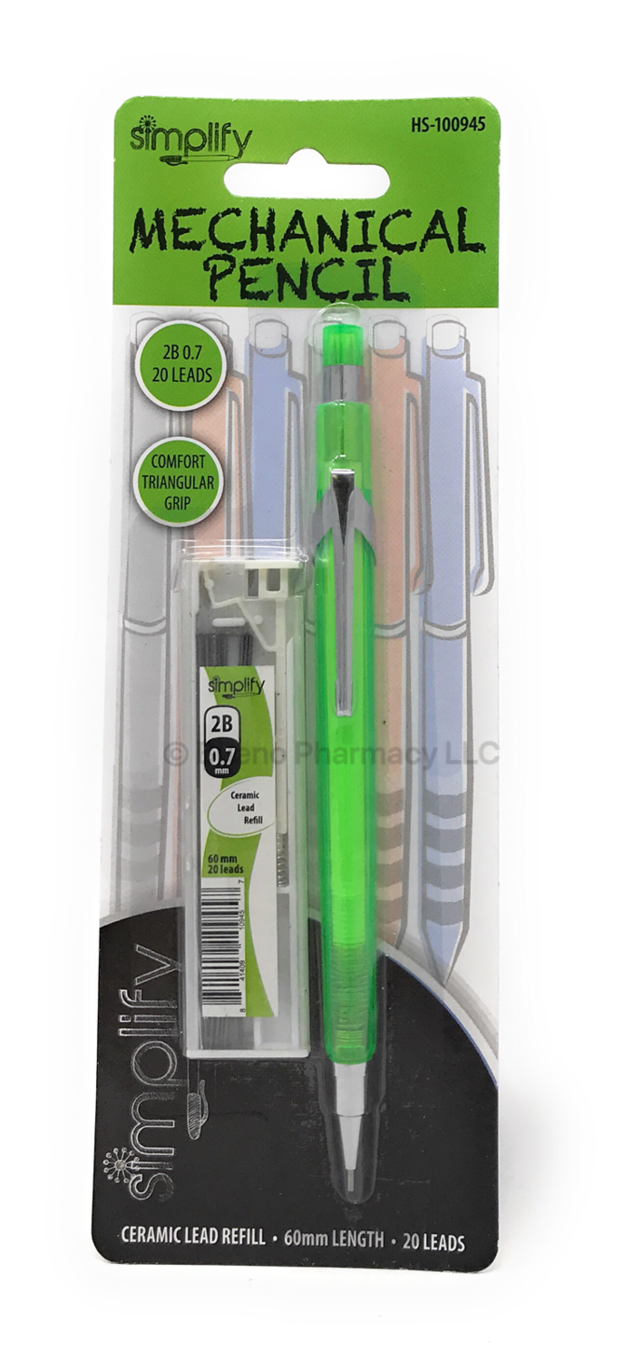 PENCIL MECHANICAL 20 REFILL SIMPLIFY