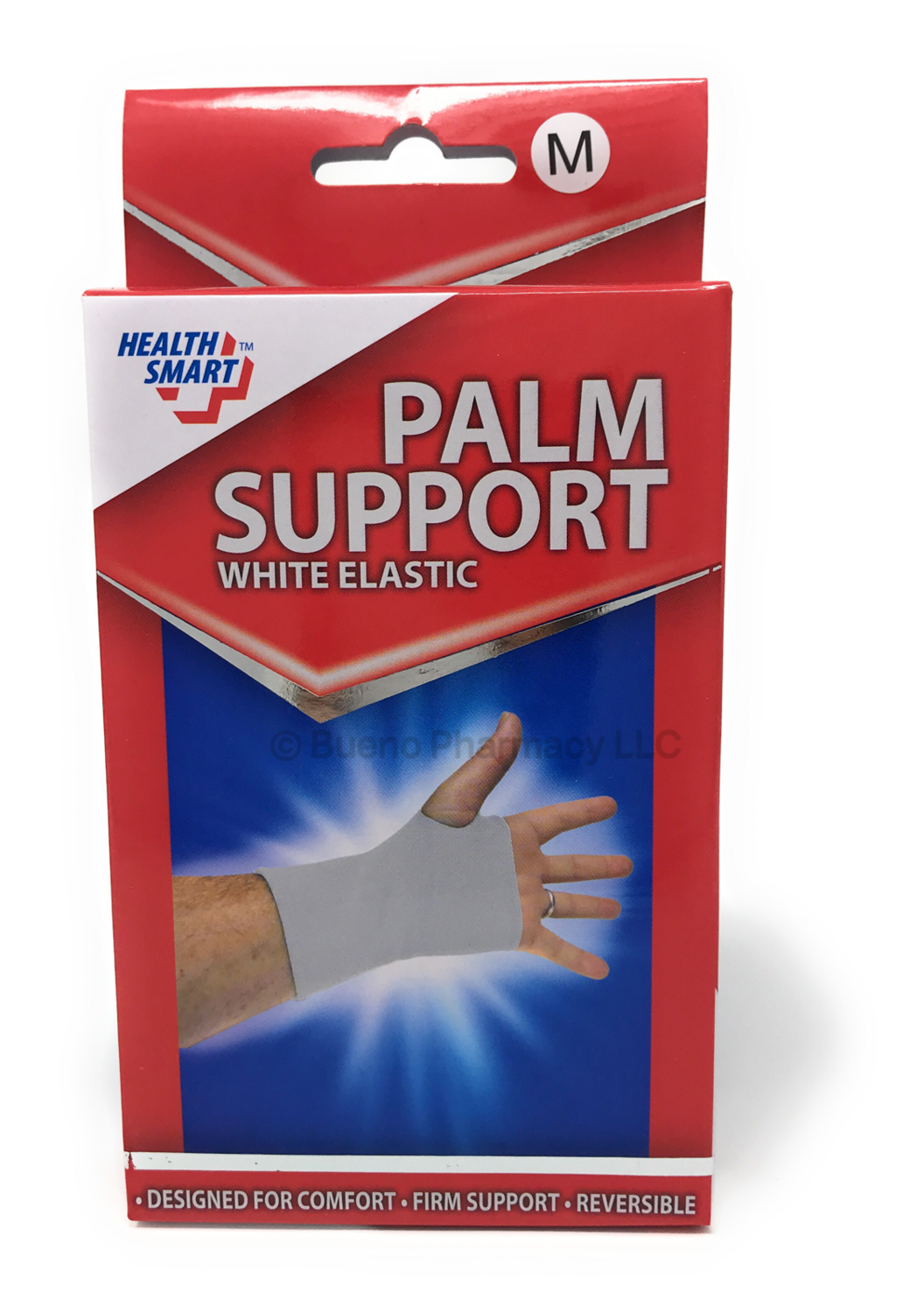 ELASTIC SUPPORT PALM HEALTH SMART 24CT