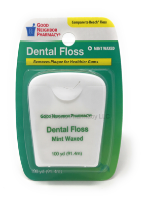 Dental Floss 100 Yds