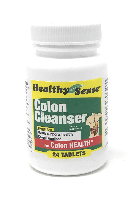Colon Cleanser 24 Tablets