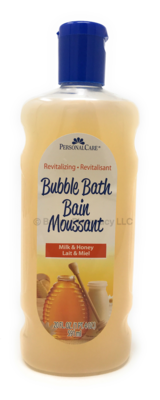P.C. BUBBLE BATH MILK& HONEY 20Z