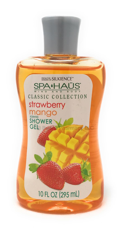 Strawberry Mango Shower Gel 10oz