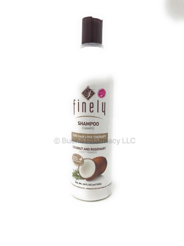 Finely Coco y Romero Shampoo 16 oz