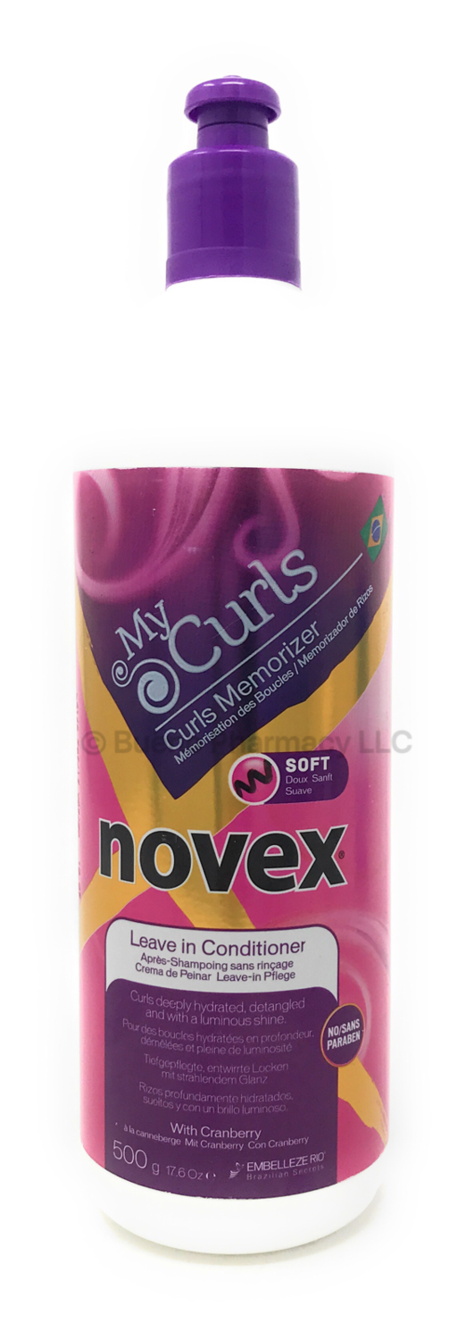 Novex® My Curls Leave In Conditioner