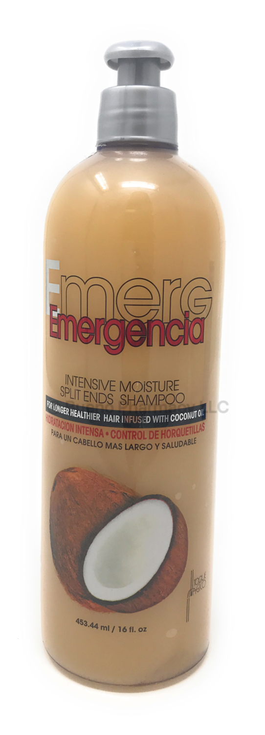Toque M. Emergencia Sh. Coconut 16oz