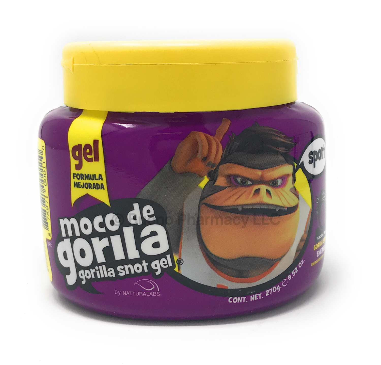 Moco De Gorila Gel Sport