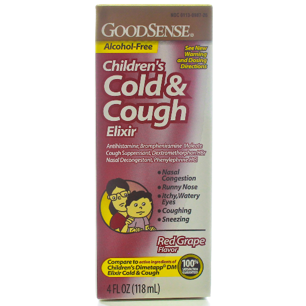 Children Cold & Cough