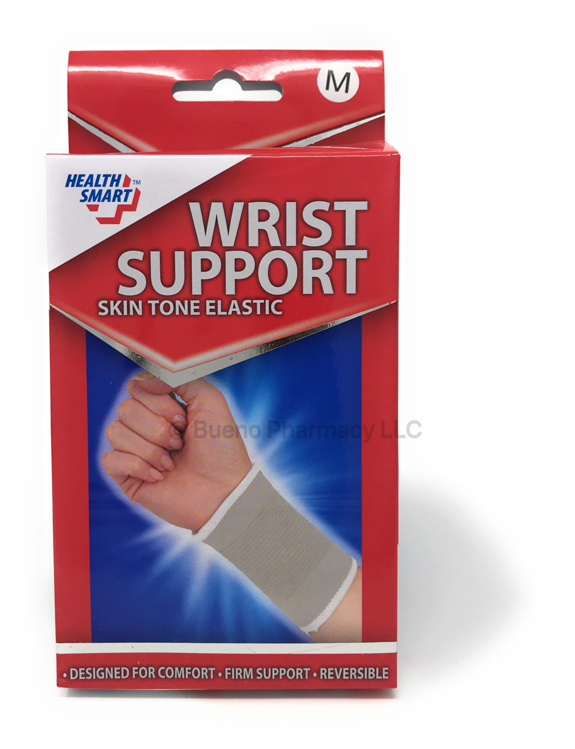 ELASTIC SUPPORT WRIST H.S. MEDIUM